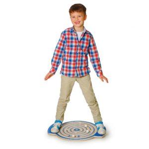 Trackboard Labirintul - Platforma echilibristica