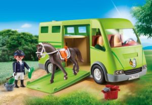 Transportor cai-Playmobil-Country-PM6928