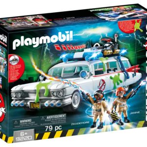 VEHICUL ECTO-1 GHOSTBUSTER-Playmobil-Ghostbusters-PM9220