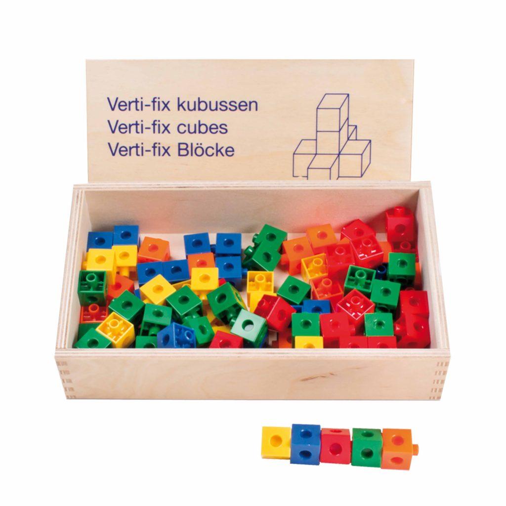 Verti-fix - cuburi suplimentare interconectabile- Educo Didactopia