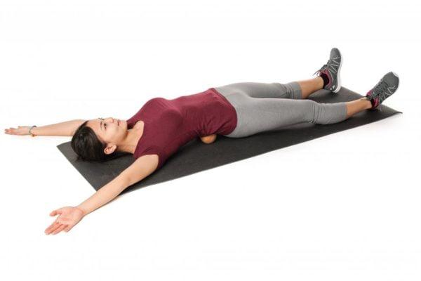 Woodroller XL - Rolă masaj muscular 2 bile-Erzi-Didactopia