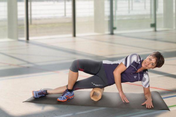 Woodroller Structure - Rolă masaj muscular texturată-Erzi-Didactopia