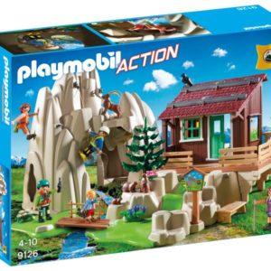 Zona de alpinism-Playmobil-Action-PM9126