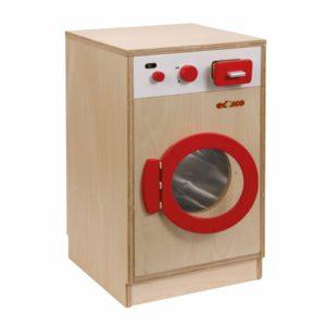 Bucătărie din lemn Mașină de spălat-Educo Didactopia