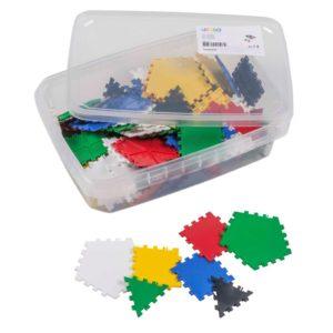 Lokon- crează structuri 2D si 3D-Jegro -Jegro, Didactopia