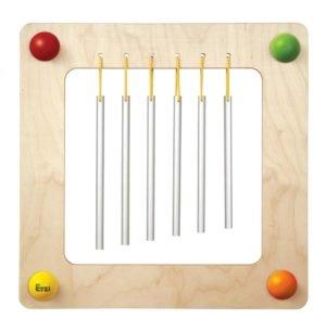 Panouri senzoriale bebe - Baby Path - xilofon - mobilier senzorial - Erzi Germania