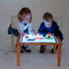 Placa iluminata pentru experimente STEM 3