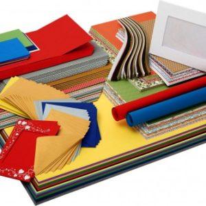 Surprise Box - Cartoane si hartie creativa bricolaj - pachet surpriza