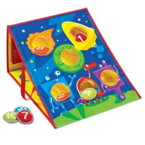 Aruncari inteligente - sacul cu fasole - Jocuri de indemanare - Learning Resources