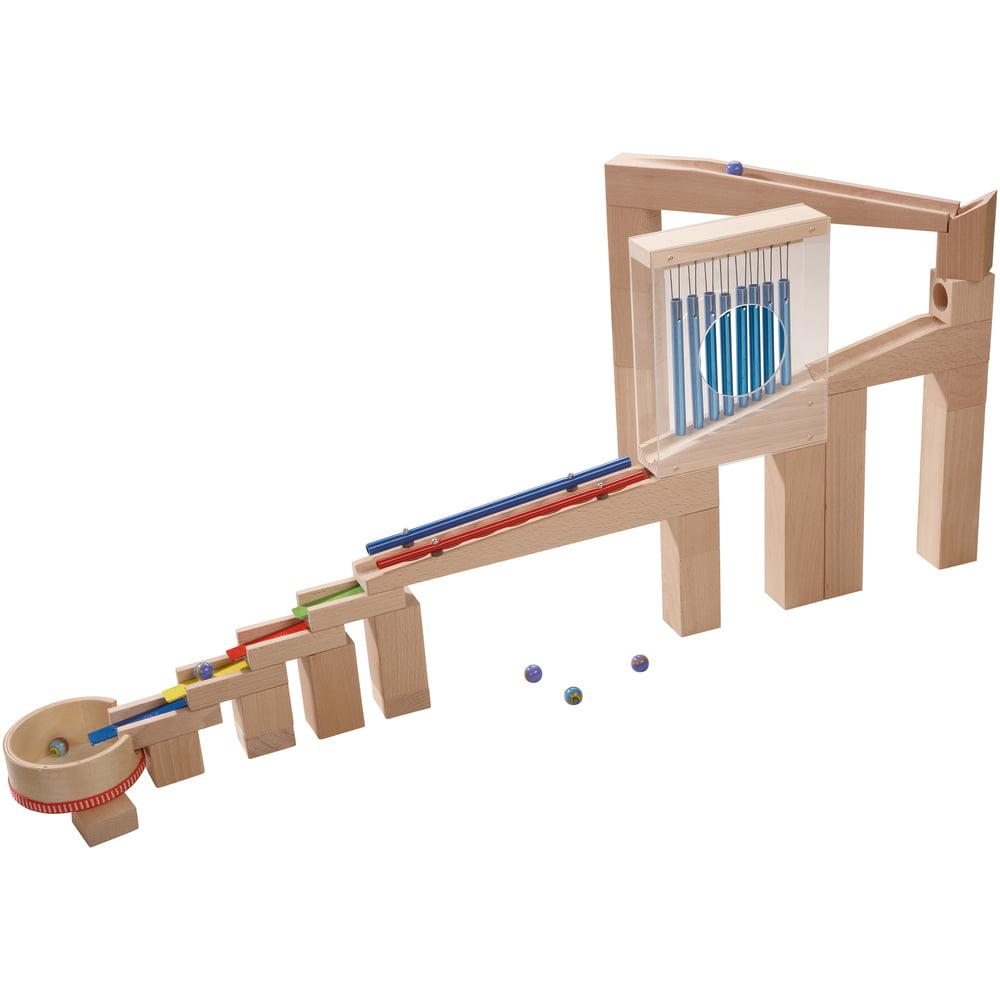Circuit bile lemn - Armonia sunetelor - Haba Germania