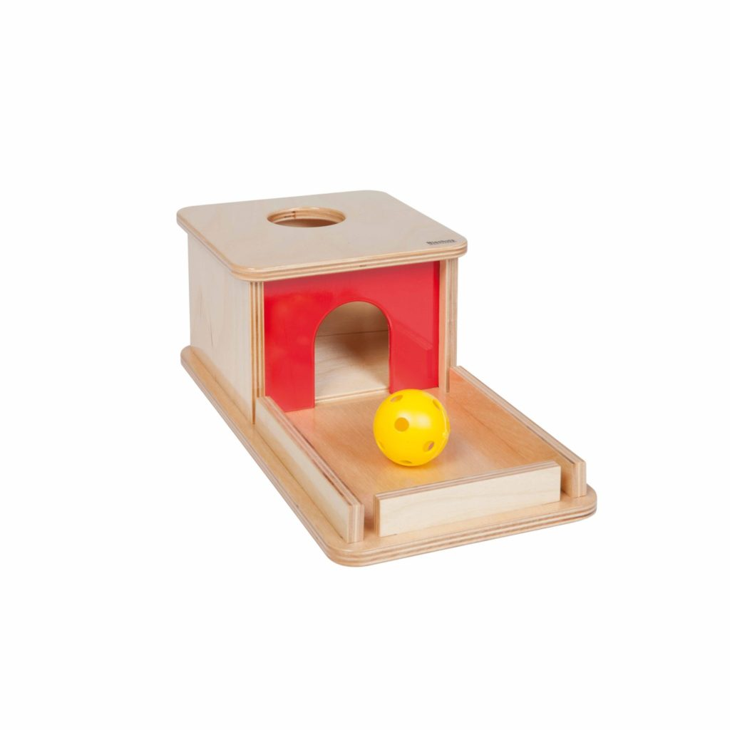 Cutia permanentei - original Montessori - Nienhuis