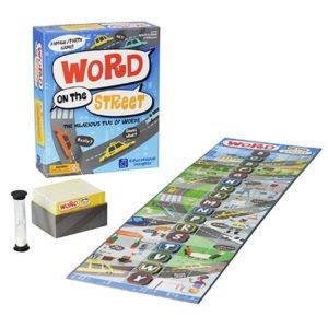 Joc - Cursa cuvintelor - Jucarii lingvistice - Educational Insights