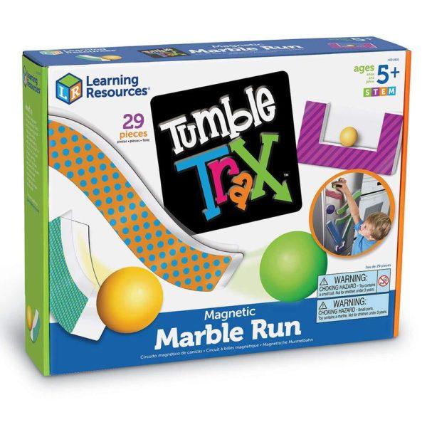 Joc de logica STEM - Tumble Trax - Jucarii de logica - Learning Resources