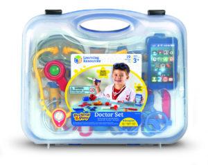 Joc de rol - trusa micului medic - Jocuri de rol - Learning Resources