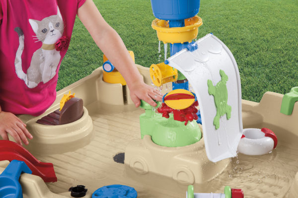 Masuta joaca Nava piratilor - outdoor - Little Tikes
