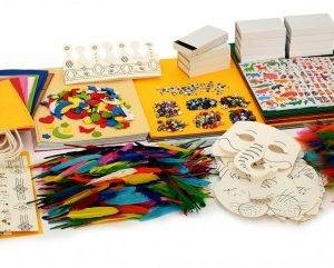 Pachet bricolaj - 24 copii