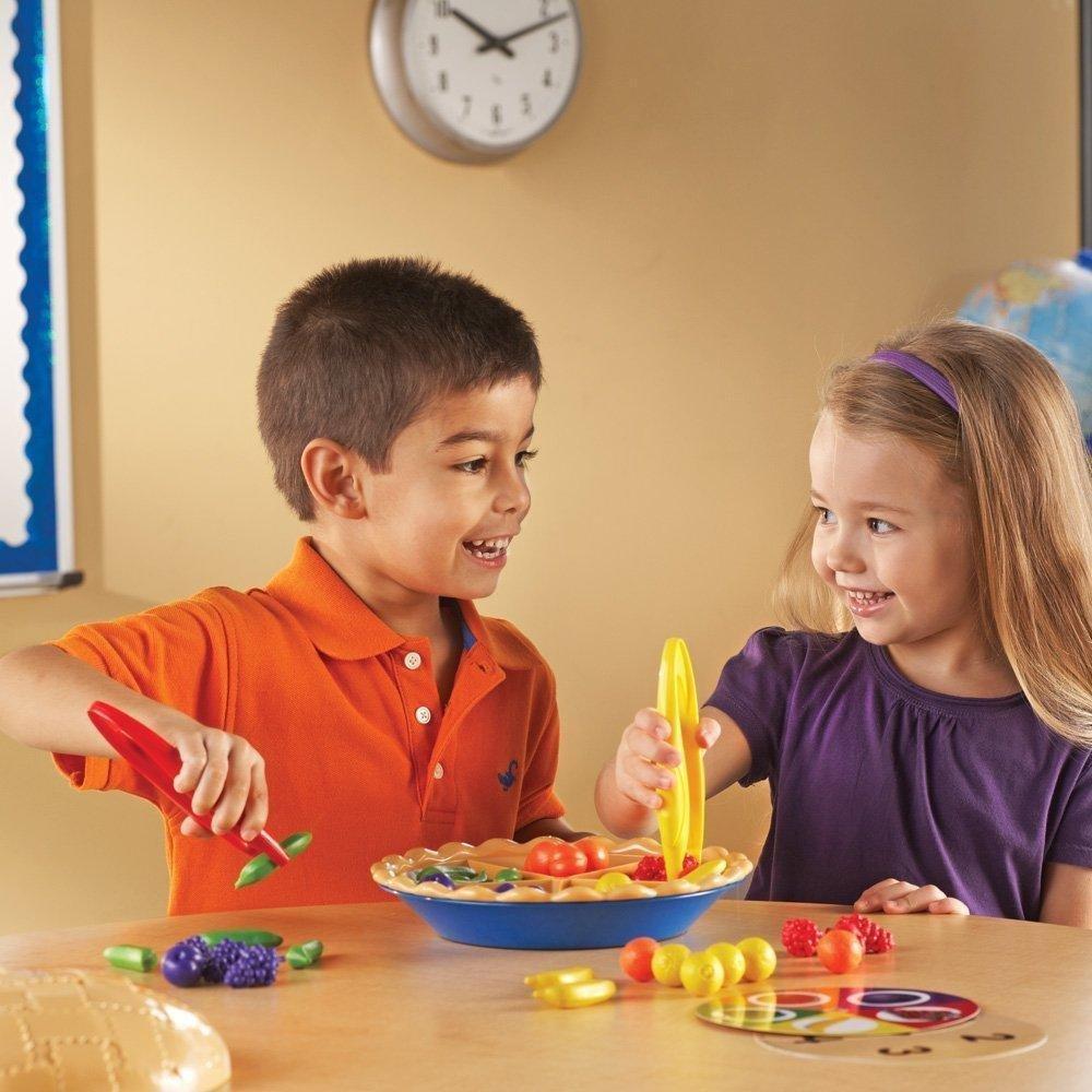 Placinta pentru sortat - Jocuri matematice - Learning Resources
