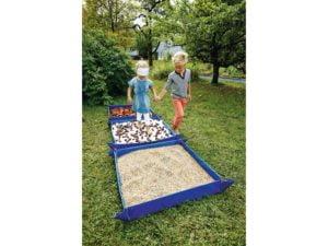 Prelata - Folie pentru experimente si activitati cu apa sau nisip - outdoor - Haba Education 2