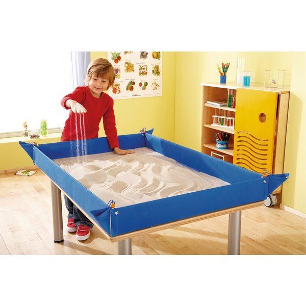 Prelata - Folie pentru experimente si activitati cu apa sau nisip - outdoor - Haba Education