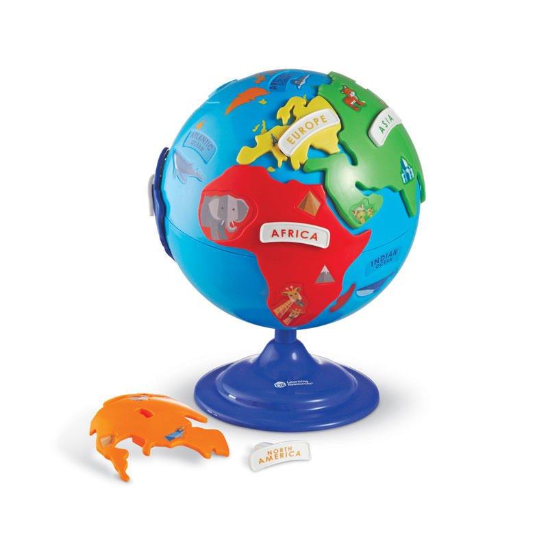 Primul meu glob pamantesc - Cunoasterea mediului - Learning Resources
