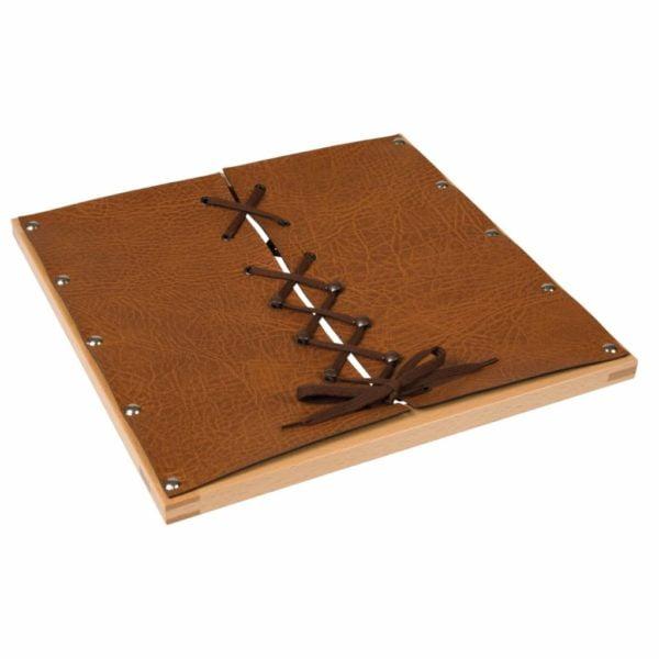 Rama cu sireturi lungi - original Montessori - Nienhuis