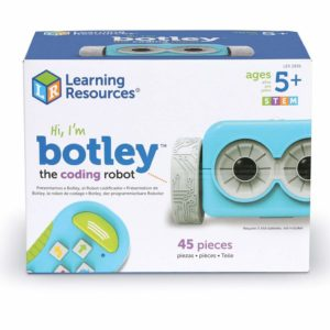 Robotelul Botley in cursa - Jucarii de logica - Learning Resources