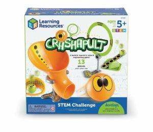 Set STEM - Catapulta vesela - Jucarii de logica - Learning Resources