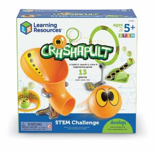 Set STEM - Catapulta vesela - Jucarii de logica - Learning Resources