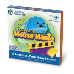 Set STEM - Cursa soriceilor - Jucarii de logica - Learning Resources