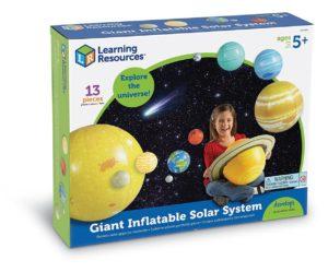 Sistemul solar gonflabil - Cunoasterea mediului - Learning Resources