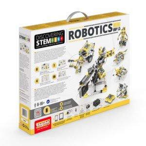 Engino Robotics - Set robotica asamblare mini ERP