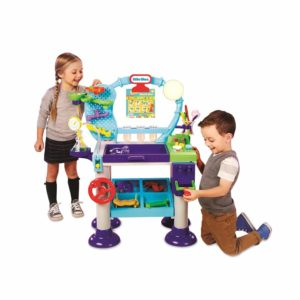 Laboratorul STEM - Wonder Lab - Masuta experimente - Little Tikes