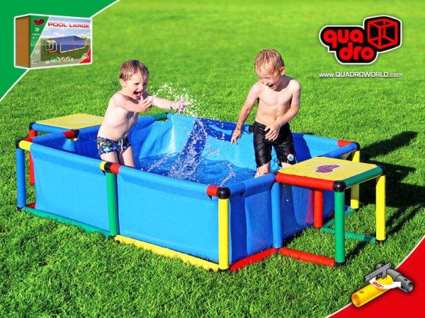 Piscina mare Quadro - sisteme modulare outdoor