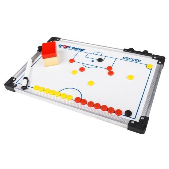 Tabla magnetica fotbal - planificare strategie tactica antrenament