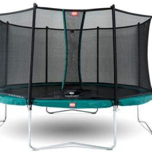 Trambulina exterior - BERG Favorit - suprateran - plasa comfort - BERG Olanda 3
