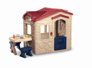 Casuta Picnic Cu Terasa - Maro-Little Tikes-PLAYHOUSE-LT17062 prin Didactopia by Evertoys