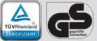Certificare TÜV şi Geprüfte Sicherheit Germania pentru calitate si siguranta