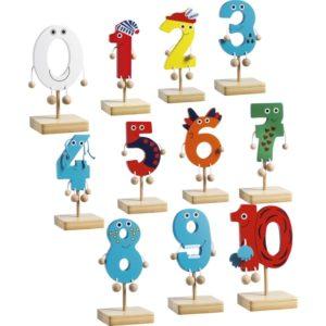 Cifrele haioase - Willy in lumea numerelor - Haba Education