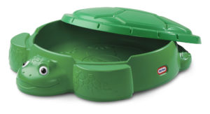 Cutie Pentru Nisip Testoasa-Little Tikes-SAND AND WATER TABLES-LT63156 prin Didactopia by Evertoys