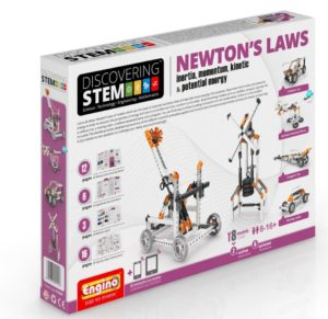 Engino Discovering STEM - Set legile fizicii Newton