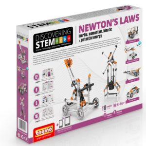 Engino Discovering STEM - Set legile fizicii Newton