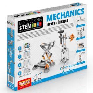 Engino discovering STEM - Mecanica - parghii si legaturi 8