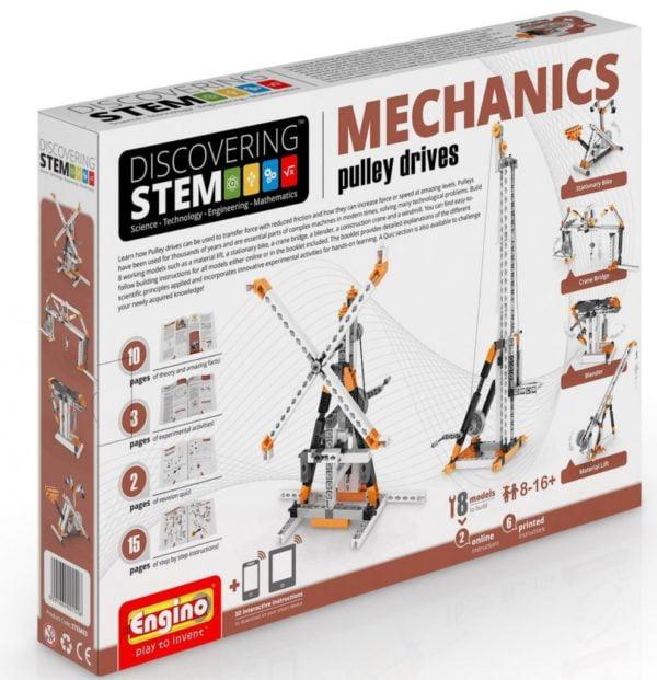 Engino discovering STEM - Mecanica - scripeti