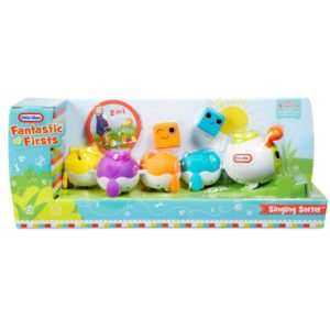 Jucarie De Tras Si Sortat Forme Gandacei-Little Tikes-FANTASTIC FIRSTS-LT64690 prin Didactopia by Evertoys