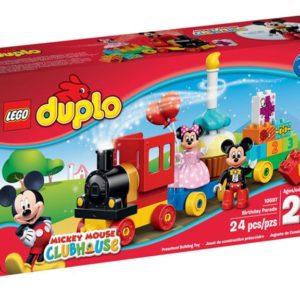LEGO-10597-Parada de ziua lui Mickey si Minnie  (10597)-LEGO DUPLO