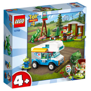 LEGO-10769-Vacanta cu rulota Toy Story 4 (10769)-LEGO Disney Pixar Toy Story 4