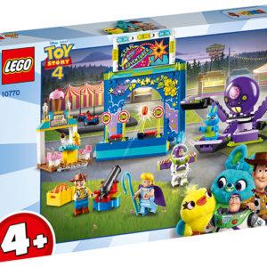 LEGO-10770-Carnavalul lui Buzz si Woody (10770)-LEGO Disney Pixar Toy Story 4