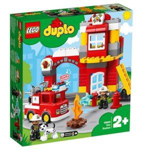 LEGO-10903-Statie de pompieri (10903)-LEGO DUPLO
