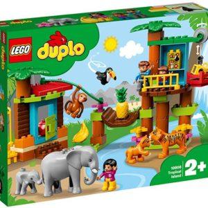 LEGO-10906-Insul? tropical? (10906)-LEGO DUPLO