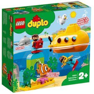 LEGO-10910-Aventura cu submarinul (10910)-LEGO DUPLO